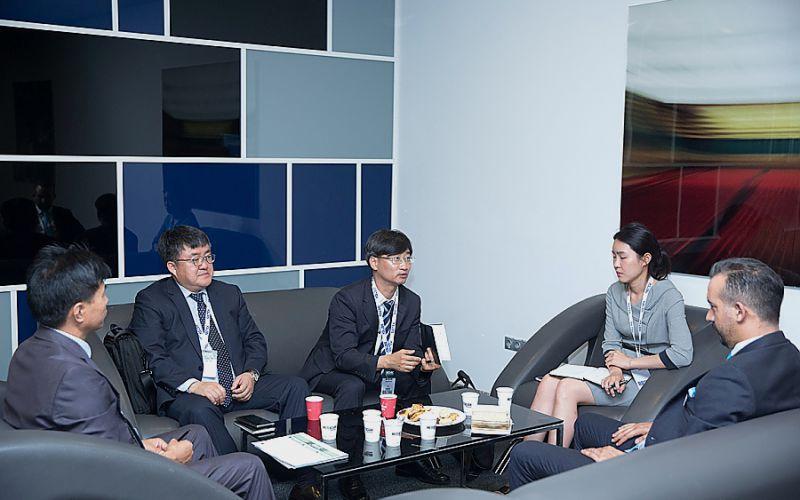 Bilateral Meetings